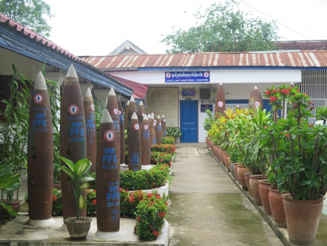 Lugares interesantes de Laos