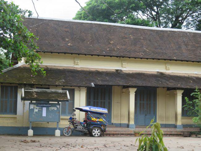 Lugares poco visitados en Luang Prabang