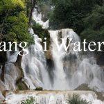 Videos: Las cataratas Kuang Si