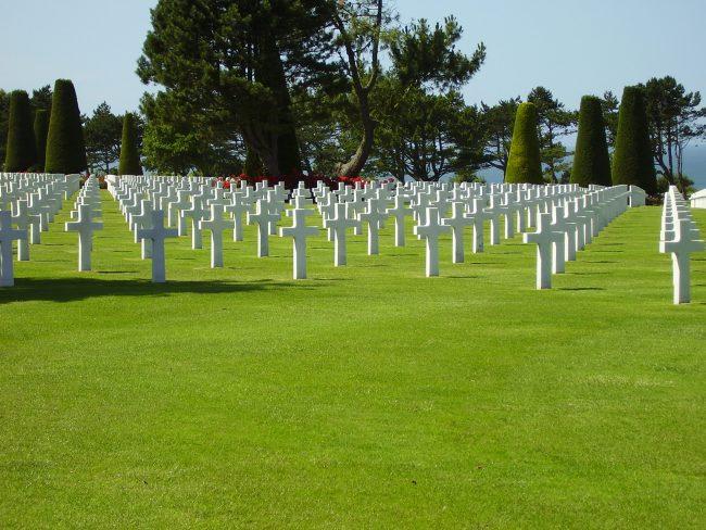 Cementerios de Normandía