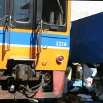 Bangkok: Mae Klong (Mercado sobre las vías del Tren) y Mercado Flotante de Amphawa
