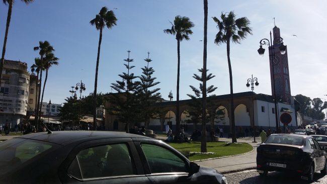 Mezquitas de Tánger