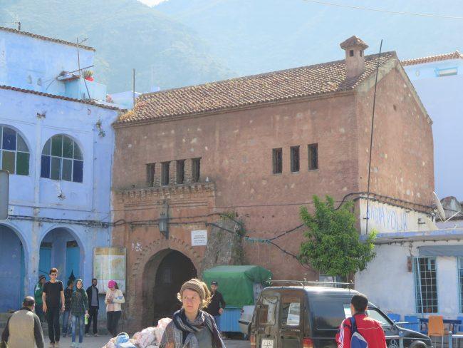 Principales puertas de acceso a Xauen