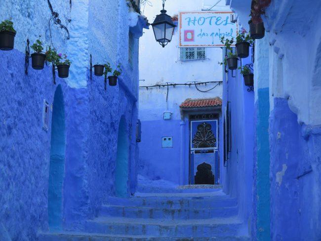 La ciudad más fotografiada de Marruecos
