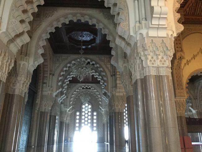 Mezquita más importante de Marruecos