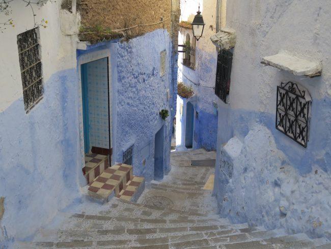 Ciudades azules del mundo