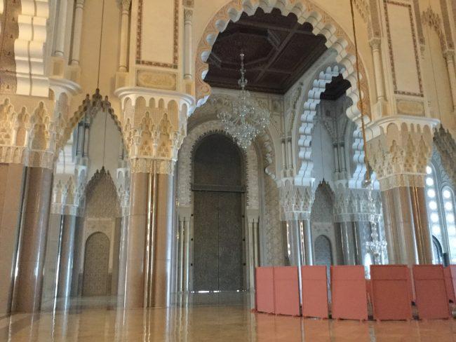 Precios entrada Mezquita Hassan II