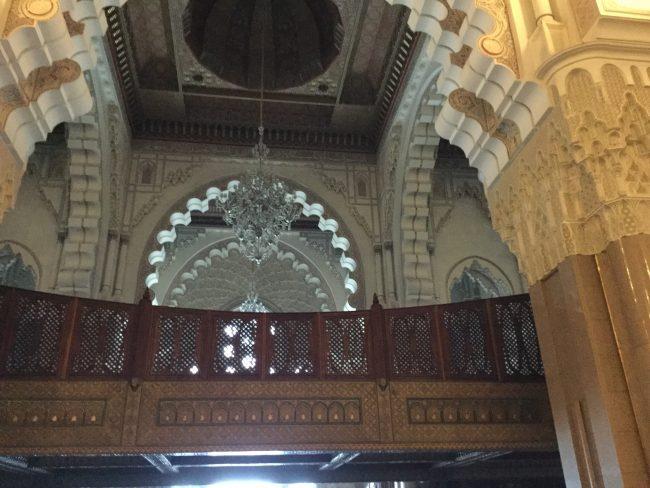 Información Mezquita de Hassan II