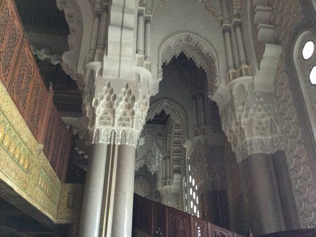 Horario Mezquita de Hassan II
