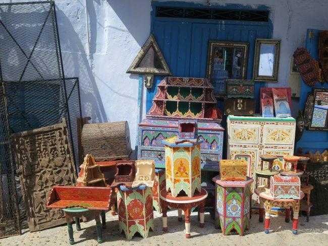 Productos típicos de Marruecos