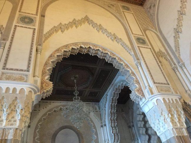 Normas de acceso Mezquita de Hassan II