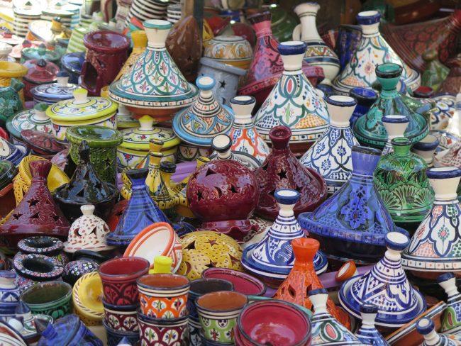 Artesanías de Chaouen