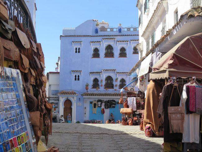 La ciudad misteriosa de Marruecos