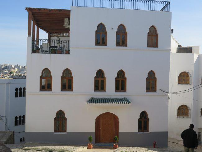 Ciudad antigua de Tánger