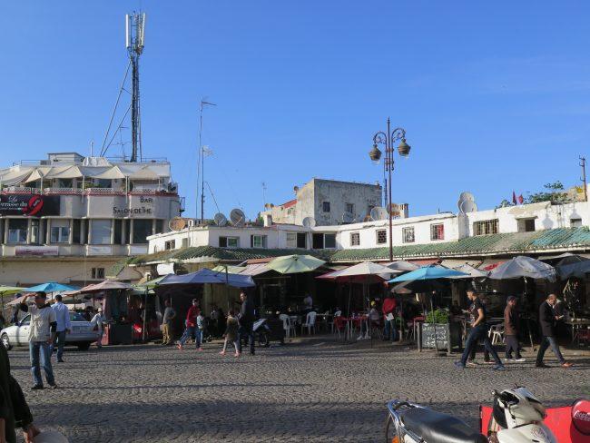 Lugares típicos de Tánger