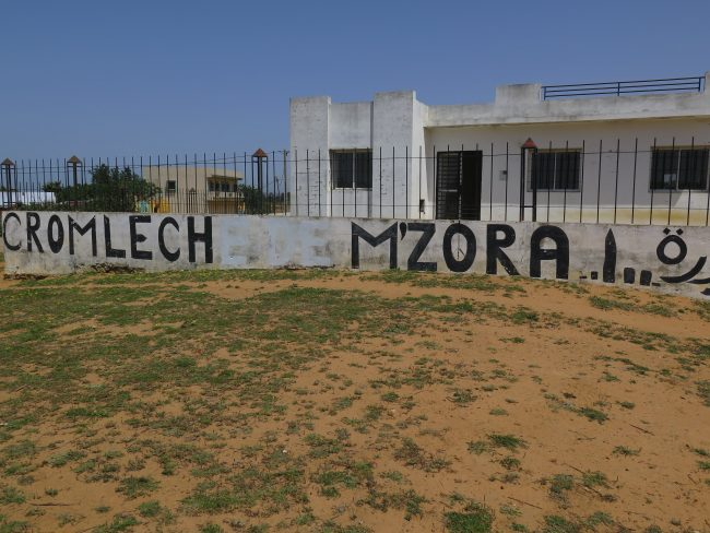 Círculo de piedras de Mzora