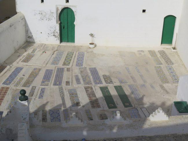 Cementerio de Asilah