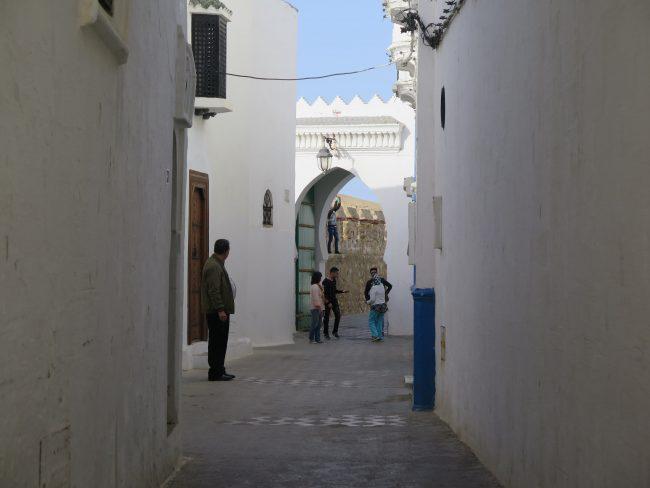 Palacio del Raiusli Asilah