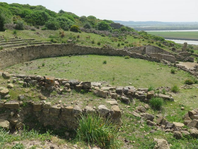 Anfiteatro Romano en el Norte de África