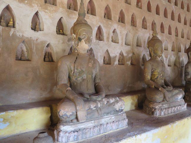 El Templo más bello de Laos