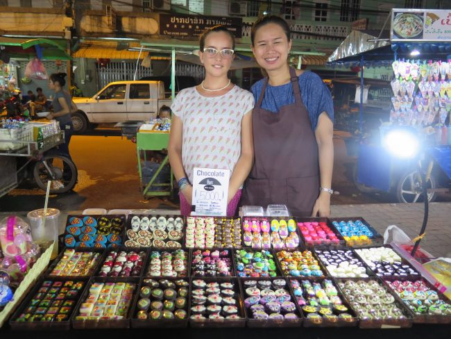 Amabilidad de los laosianos