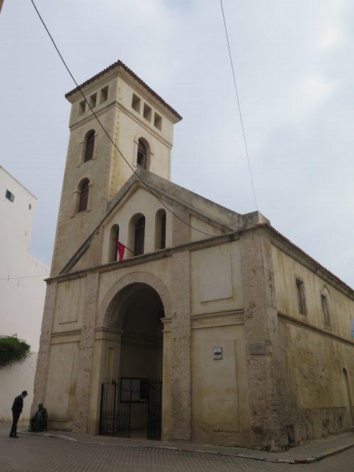 Iglesia de la Asunción en el Yadida