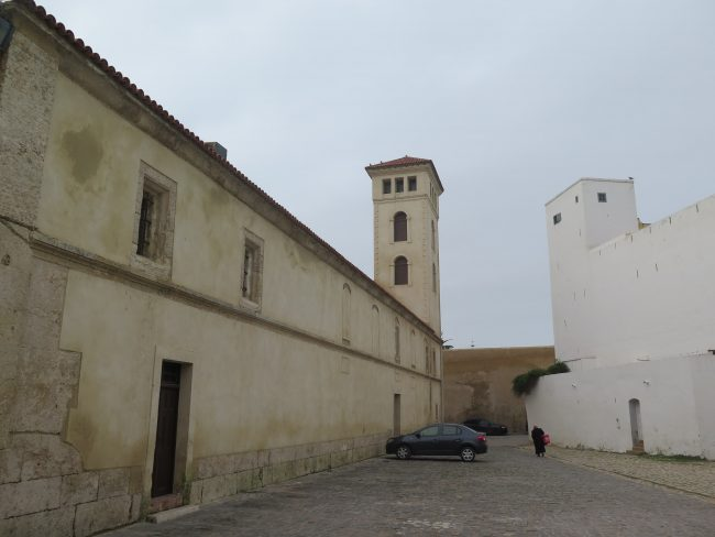 Iglesia Católica de el Yadida