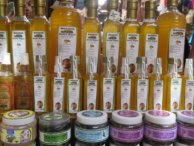 Compras en Essaouira