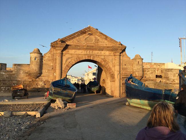 Estilo neoclásico Marruecos