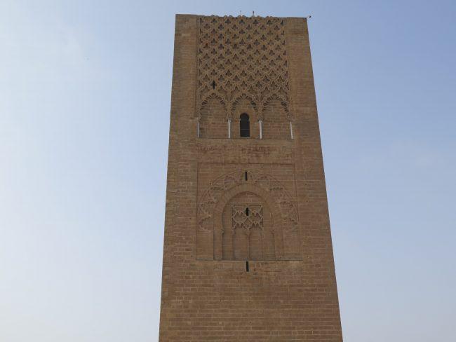 Principal monumento de Rabat