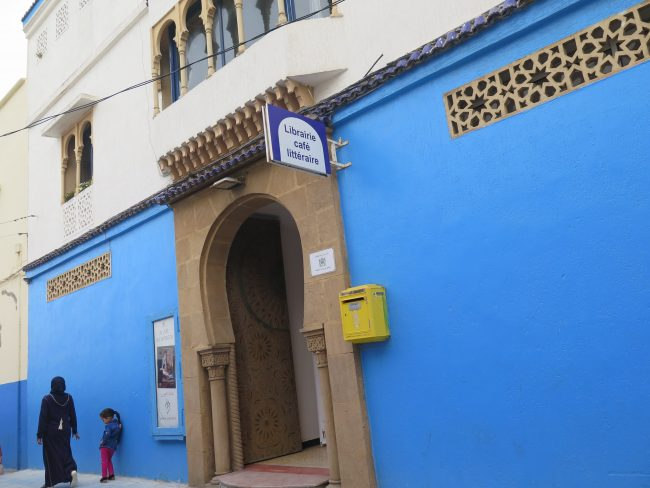 Arquitectura andaluza Kasbah de Rabat