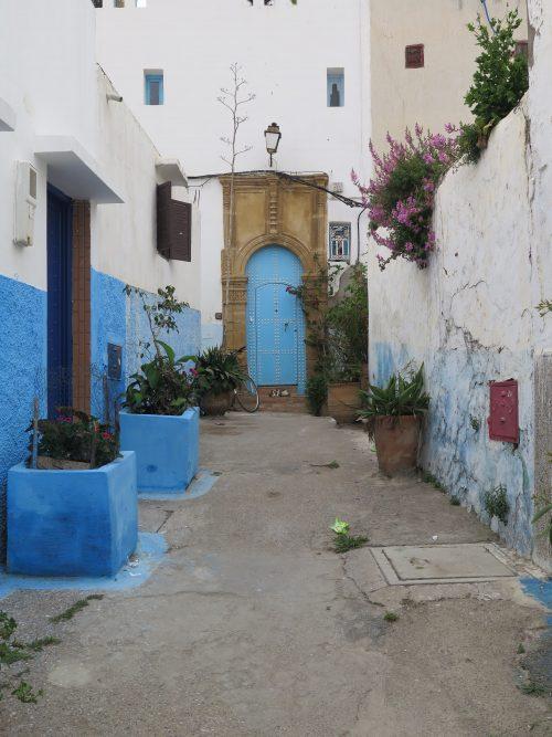 Viajar a Rabat