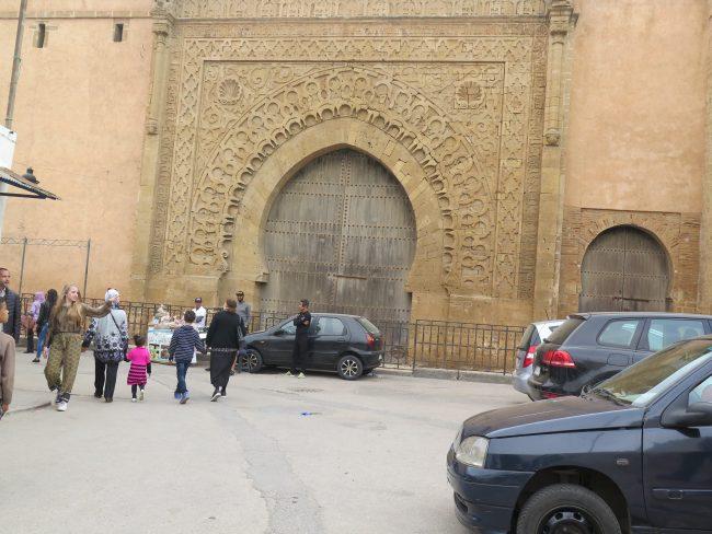 Patrimonio de la Humanidad en Rabat