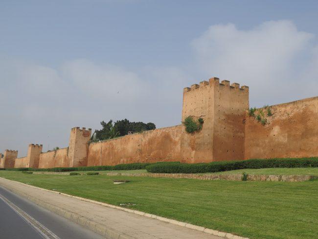 Patrimonio de la Humanidad en Marruecos