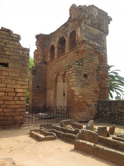 Primer sultán negro de Marruecos