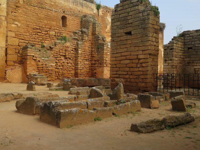 Principales lugares de Rabat
