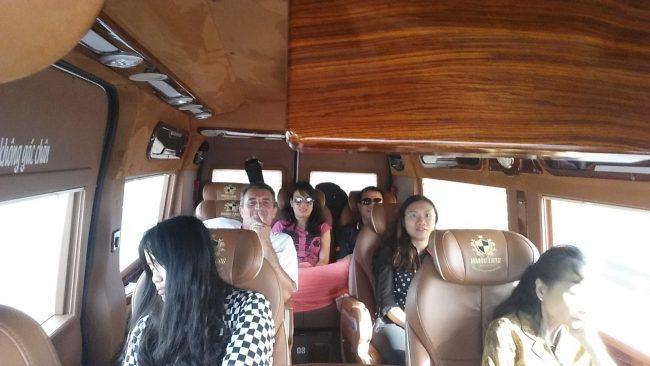 Cómo llegar de Hanoi a Halong Bay