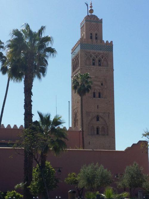Símbolo de Marrakech