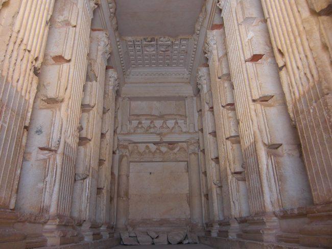 Ciudad Siria de Palmira antes de la Guerra