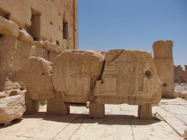 Reconstrucción de Palmira