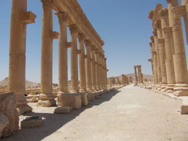 Ruinas Romanas de Palmira