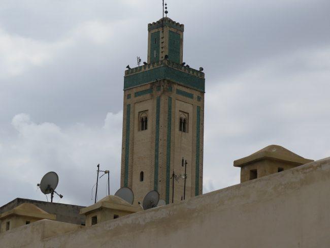 Mezquitas de Fez