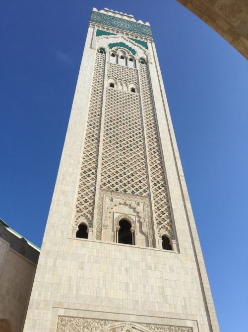 Segunda mezquita más grande del mundo