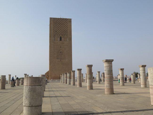 Mezquita inacabada de Rabat