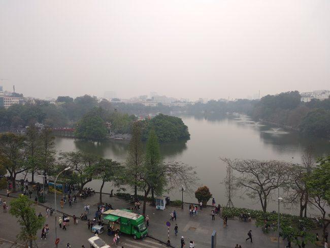 Lagos de Hanoi