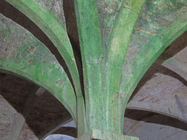 Columnas góticas de Marruecos