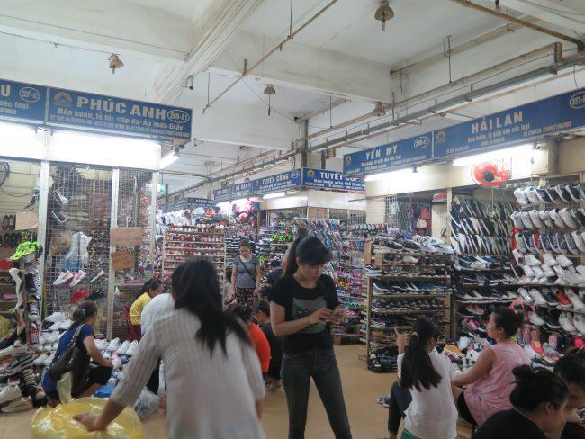 Principal Mercado Cubierto de Hanoi