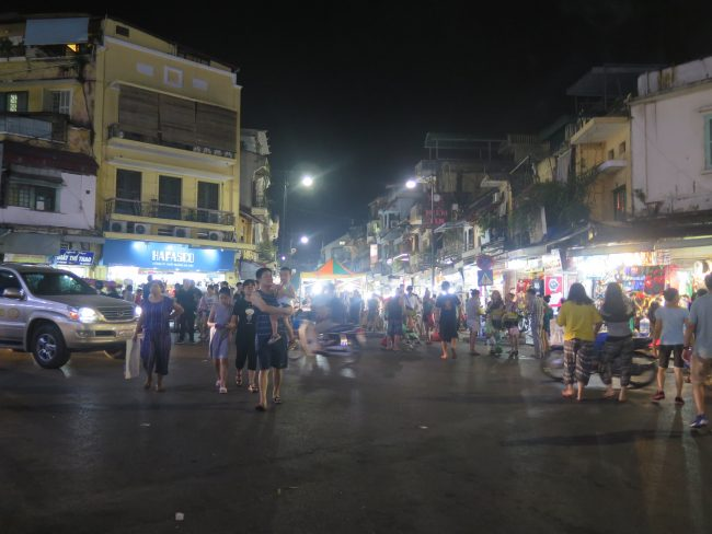 Qué hacer en Hanoi los fines de semana