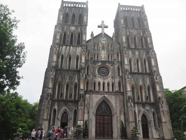 Catedral Neogótica de Hanoi