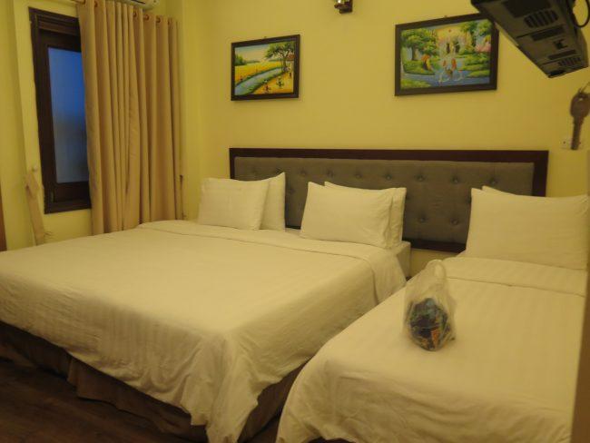 Hoteles en el Barrio Antiguo de Hanoi